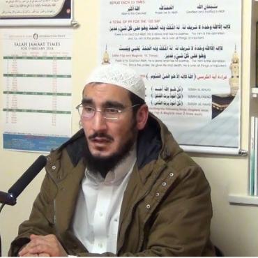 Shaykh Mustafa Raslan