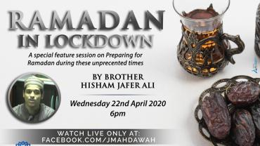Ramadan in Lockdown
