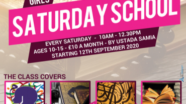 Girls Saturday School